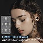 Blukar-Auricolari-Ear-Auricolari-Cuffie-Stereo-in-Metallo-con-Microfono-Alta-Definizione-Bassi-Potenti-Isolamento-del-Rumore-Suono-Puro-per-iPhone-iPad-Samsung-e-Altri-Smartphone-Android