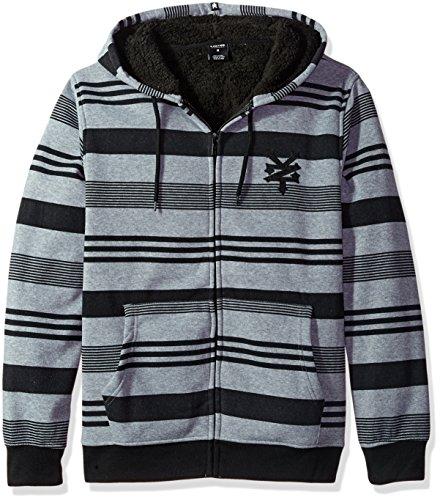 zoo york sherpa hoodie - 2