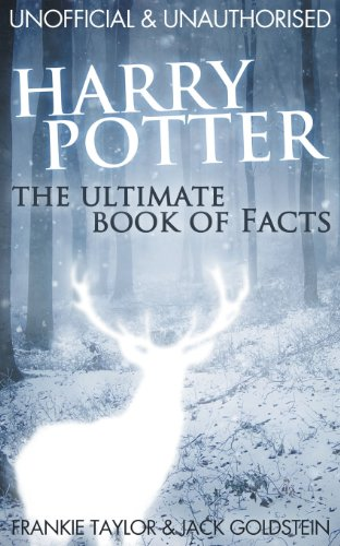 Harry Potter – The Ultimate Book of Facts – HPB
