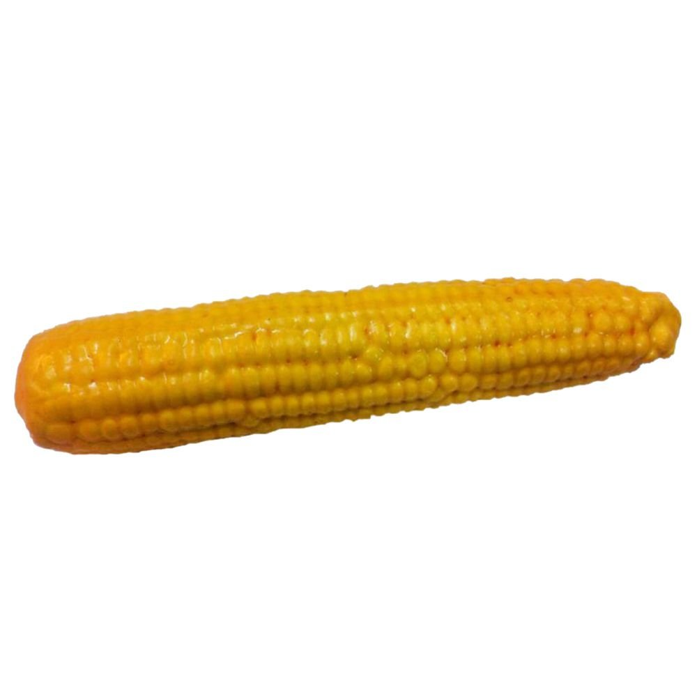 SODIAL(R) Realistic Fake Corn Artificial Decorative Vegetables Home Kitchen Decor by SODIAL(R) (Image #3)