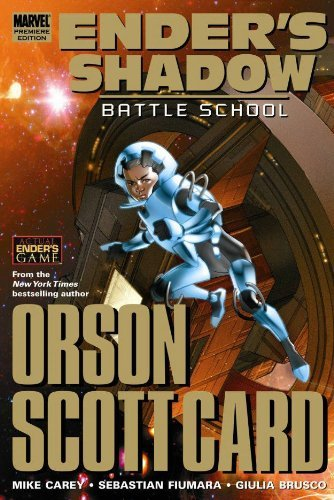 Ender's Shadow: Battle School (Ender's Game Gn) by Mike Carey (2009-07-29)