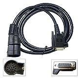 Bestcompu New DLC VETRONIX Main Test Data Cable For Tech 2 scanner GM 3000095 VTX 02003214