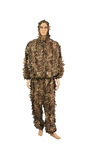 Hooded Ghillie Traje Camo Ropa, Nomade: Amazon.es: Deportes ...