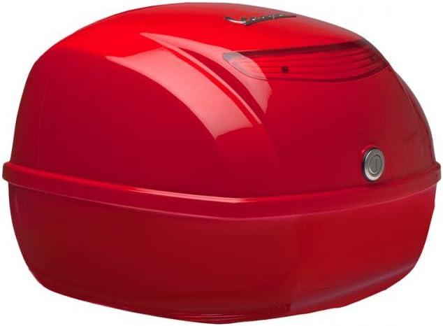 Original Vespa Topcase Für Roller Lx Lxv Px Rot 894 Auto