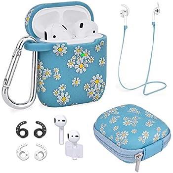 Amazon.com: RGBIWCO - Airpods Case,Fashion Cute Flower