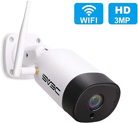 Wireless Camera 720P Onvif Outdoor Waterproof IR Night Vision Accessory Utility