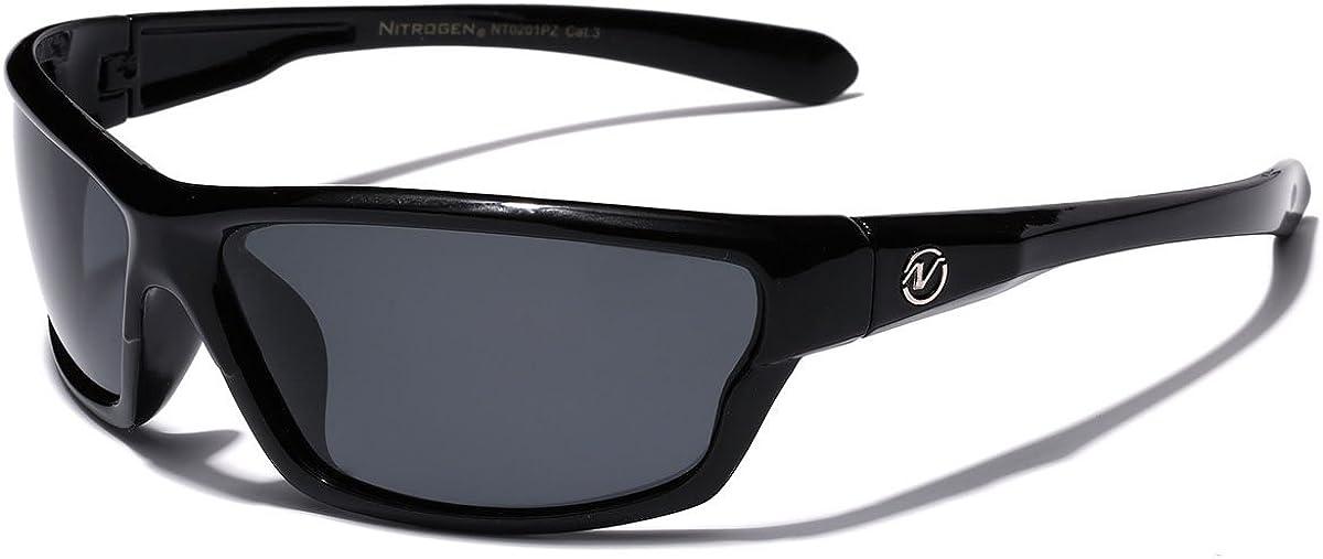 Polarized Wrap Around Sport Sunglasses: Clothing