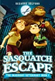 The Sasquatch Escape (The Imaginary Veterinary)