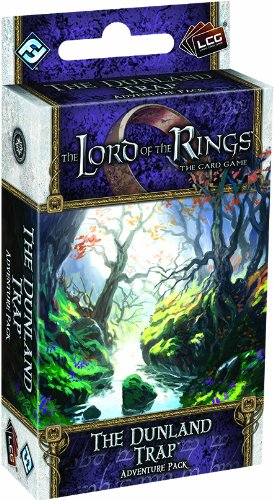(Lord of the Rings LCG: The Dunland Trap Adventure Pack)
