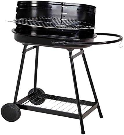 Barren Heavy Duty parrilla de barbacoa de carbón portátil ...