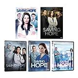 Mocei Saving Hope: The Complete Series Seasons 1-5 DVD Set 1 2 3 4 & 5New