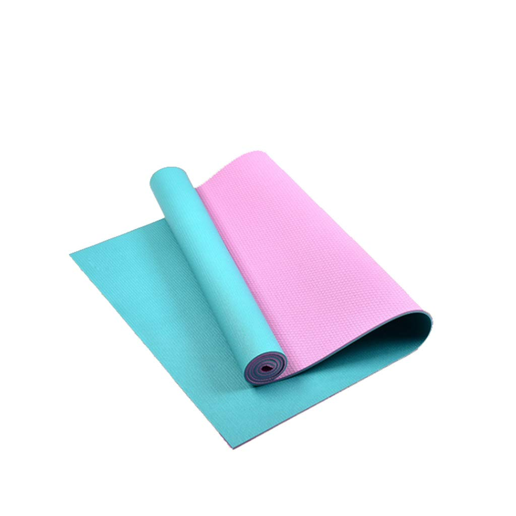 ZCP Yoga-Matte, 6mm High-Density-Yoga-Matte Rutschfeste Wasserdichte Yoga-Matte, Buy One Get One Free