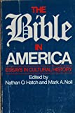 The Bible in America, , 0195031008