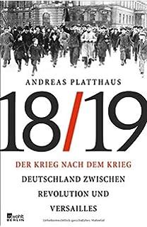 Dresden 1919 Die Geburt Einer Neuen Epoche Amazonde Freya Klier