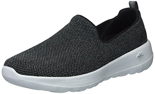 Mujer Walk Joy Para Go Walk 15609 Joy Negro 15609 Blanco Skechersgo qH8I6R