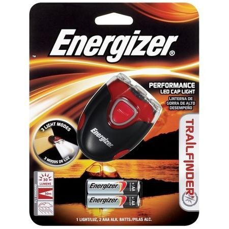 Energizer CAPR22EW Performance Cap Light