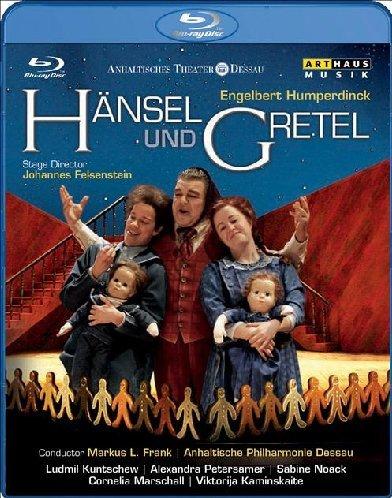 Alexandra Petersamer - Hansel Und Gretel (Widescreen, Subtitled)
