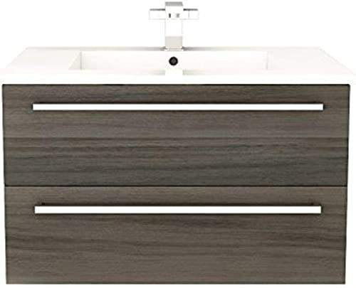 Cutler Kitchen Bath FV ZAMBUKKA30 Silhouette 30 in. Wall Hung Bathroom Vanity
