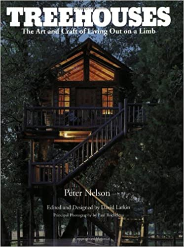 Cover von Treehouses: The Art and Craft of Living Out on a Limb von Pete Nelson