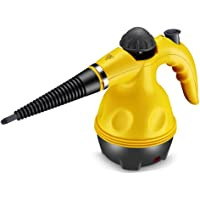 Steam Cleaner - Multi-function High Pressure Steam Cleaning Car/Indoor, Easy To Use/Portable Sterilizer, Multiple Accessories, 220v, 1000W