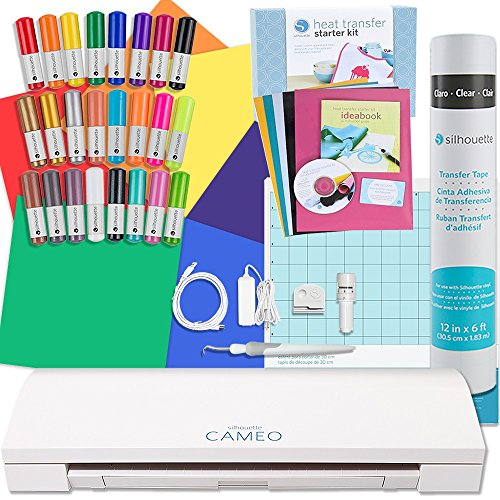 Silhouette Cameo 3 Starter Bundle with