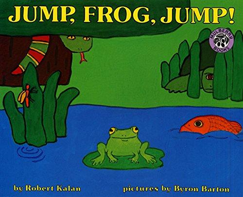 Jump Frog - Jump, Frog, Jump!