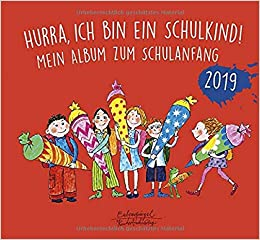 Hurra Ich Bin Ein Schulkind 2019 Mein Album Zum