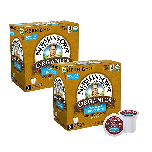 Newman's Own Organics Special Blend Coffee 180 K-Cup Pods by Newman's Own