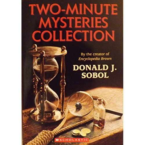 Two Minute Mysteries Collection Donald Sobol product image