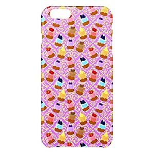 Loud Universe Apple iPhone 6 Plus 3D Wrap Around Pastries 1 Print Cover - Pink