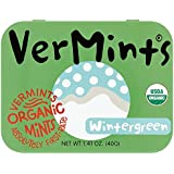 VerMints All Natural WinterMints, 1.41-Ounce Tins (Pack of 6)