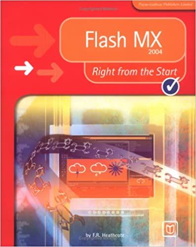Book Flash MX 2004 Right from the Start (Right from the Start S.)