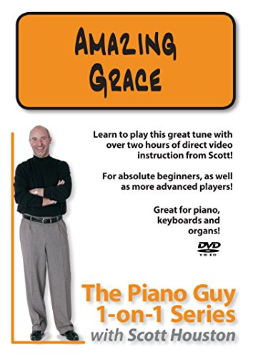 Amazing Grace [The Piano Guy 1-on-1 Series w/ Scott Houston] (Piano Guys Dvd)