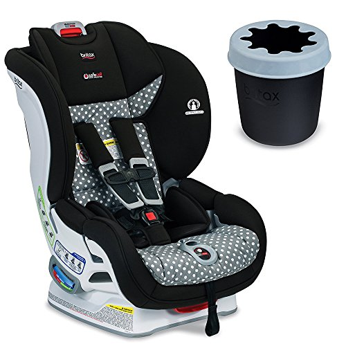 Britax USA Marathon ClickTight Convertible Car Seat, Ollie & Convertible Child Cup Holder