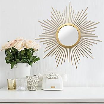 Stratton Home Decor SHD0144 Bella Wall Mirror