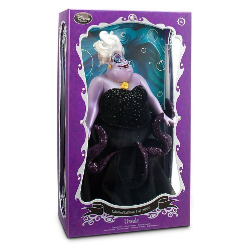 Disney Store Limited Edition Ursula 17