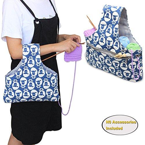 knitting supplies bag - 4