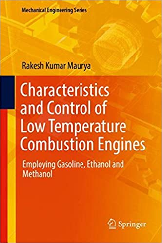 Buy Characteristics and Control of Low Temperature Combustion