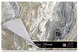 Elegant Paper Placemats on Premium Paper Stock - Package of 24 - 17'' x 11'' (Quartz)