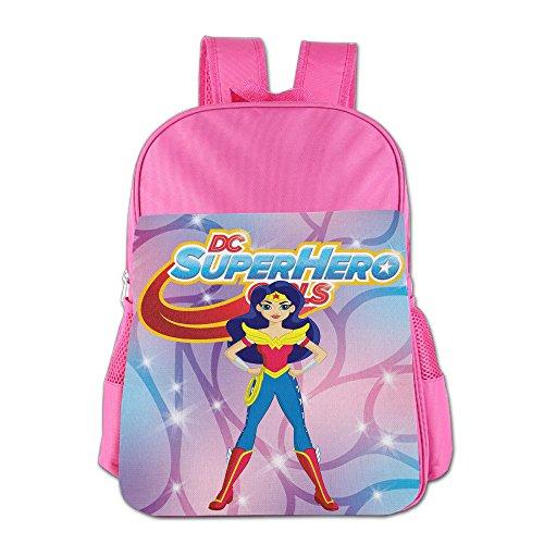 [DC Super Hero Girls2 Kids School Bags Colorname] (Raven Dc Costume)