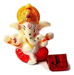 Amazon Com 2 5 Quot Mini Lord Ganesh Poly Marble Idol Hindu