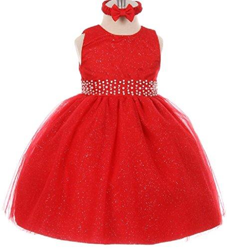 little-baby-girls-tulle-beaded-waist-skirt-glitter-flower-girls-dresses-10tr31-red-m