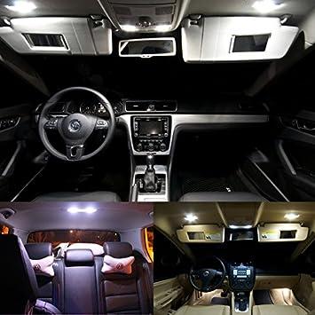 doled 5 F St 11 LED 4014 SMD Iluminación Interior Set 11 unidades Xenon blanco Canbus
