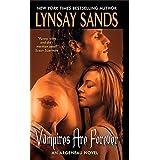 Vampires Are Forever (Argeneau Vampires, Book 8)
