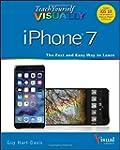 Teach Yourself VISUALLY iPhone 7: Cov...