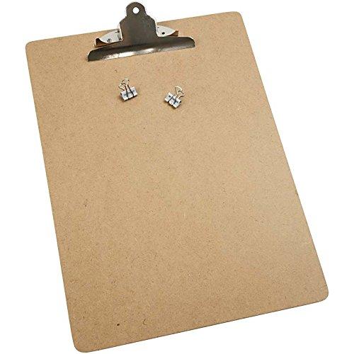 Creativ Company Plaque à pince pour macramé, dim. 32x47 cm, 1 pièce