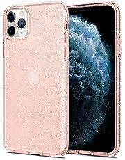 Spigen Liquid Crystal Glitter Designed for Designed for iPhone 11 Pro Case Cover (2019) - Rose Quartz