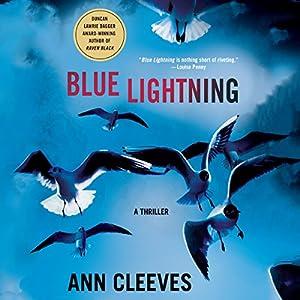 Blue Lightning: A Thriller Audiobook