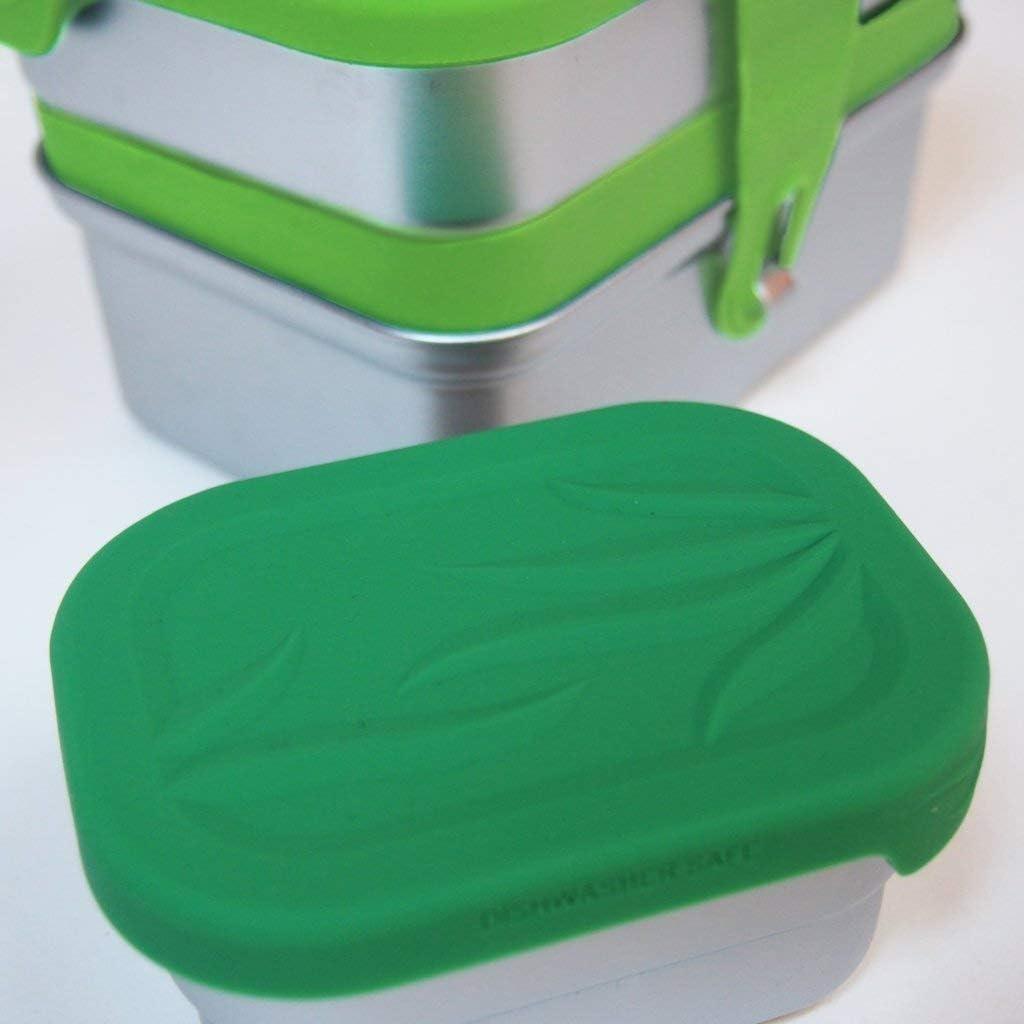 ECOlunhbox Bue Water Bento Mini Splash Pod