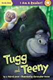 Tugg and Teeny, J. Patrick Lewis, 1585366854